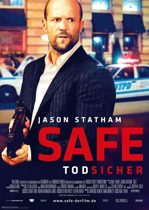 Neu im Kino: Safe – Todsicher