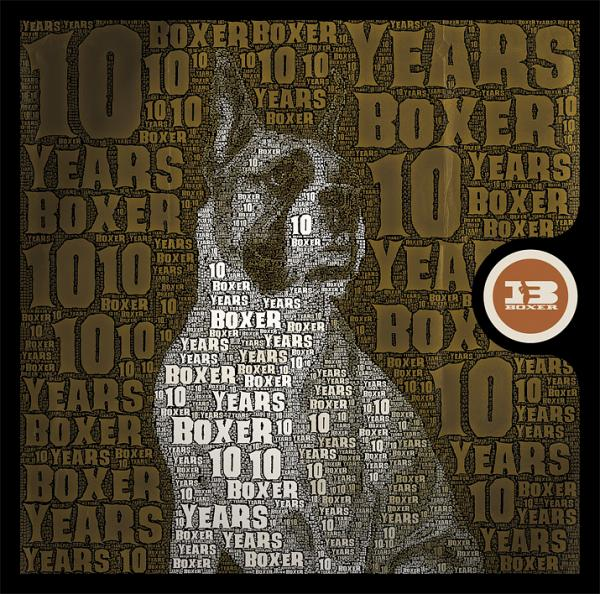 10 Years Of Boxer   (Boxer Recordings)