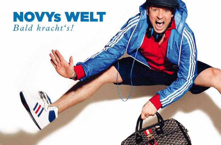 Novys Welt – Bald kracht's