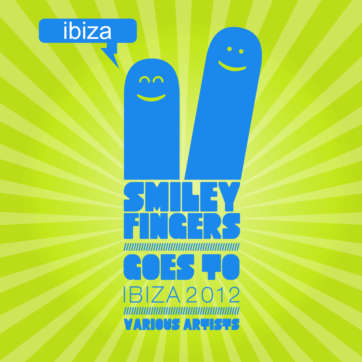 Smiley Fingers goes Ibiza