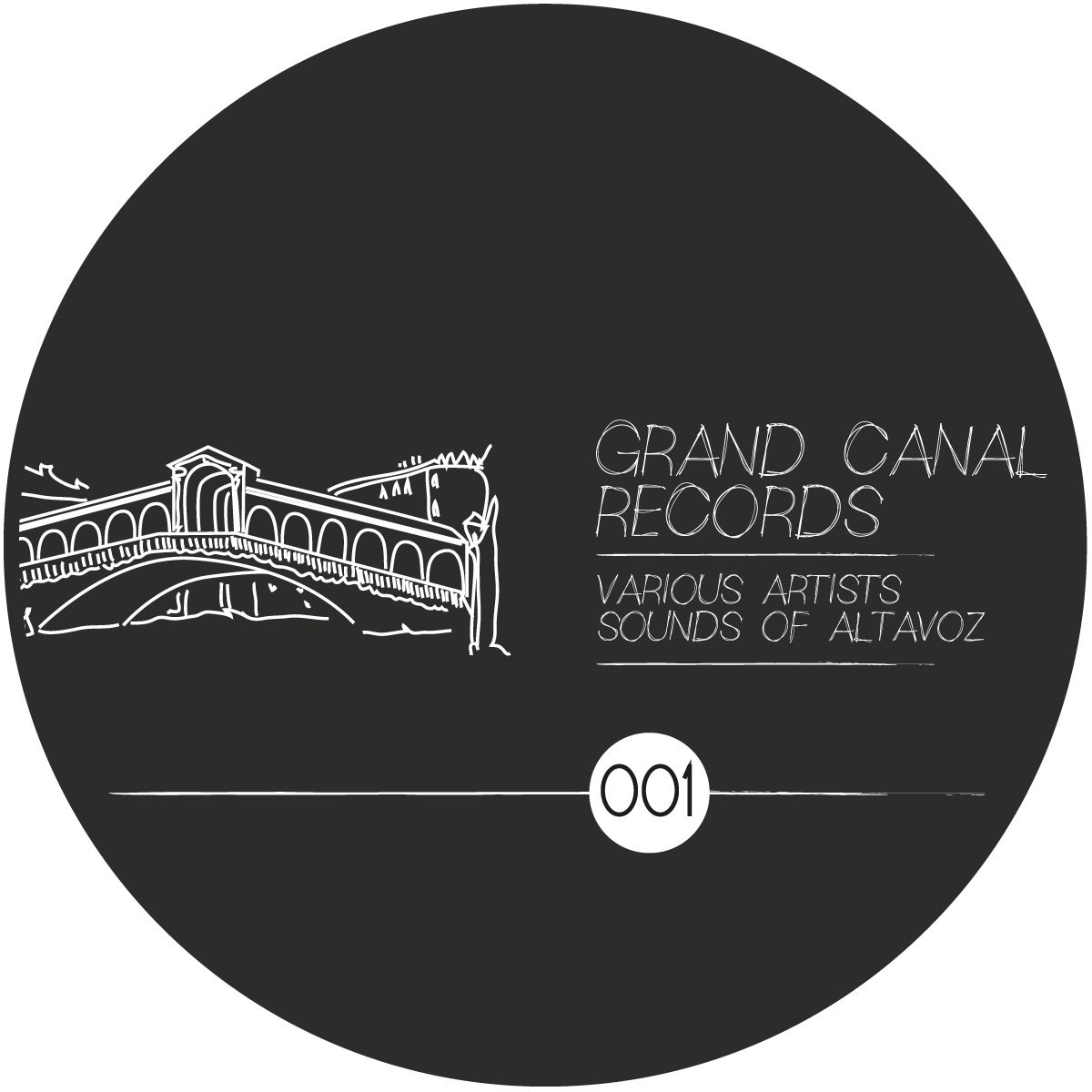 V/A – Sounds of AltaVoz EP (Grand Canal)
