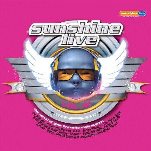 Sunshine Live Vol. 41 (Toptrax / ZYX)