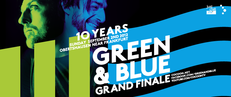 Green & Blue 2012 – das große Finale!