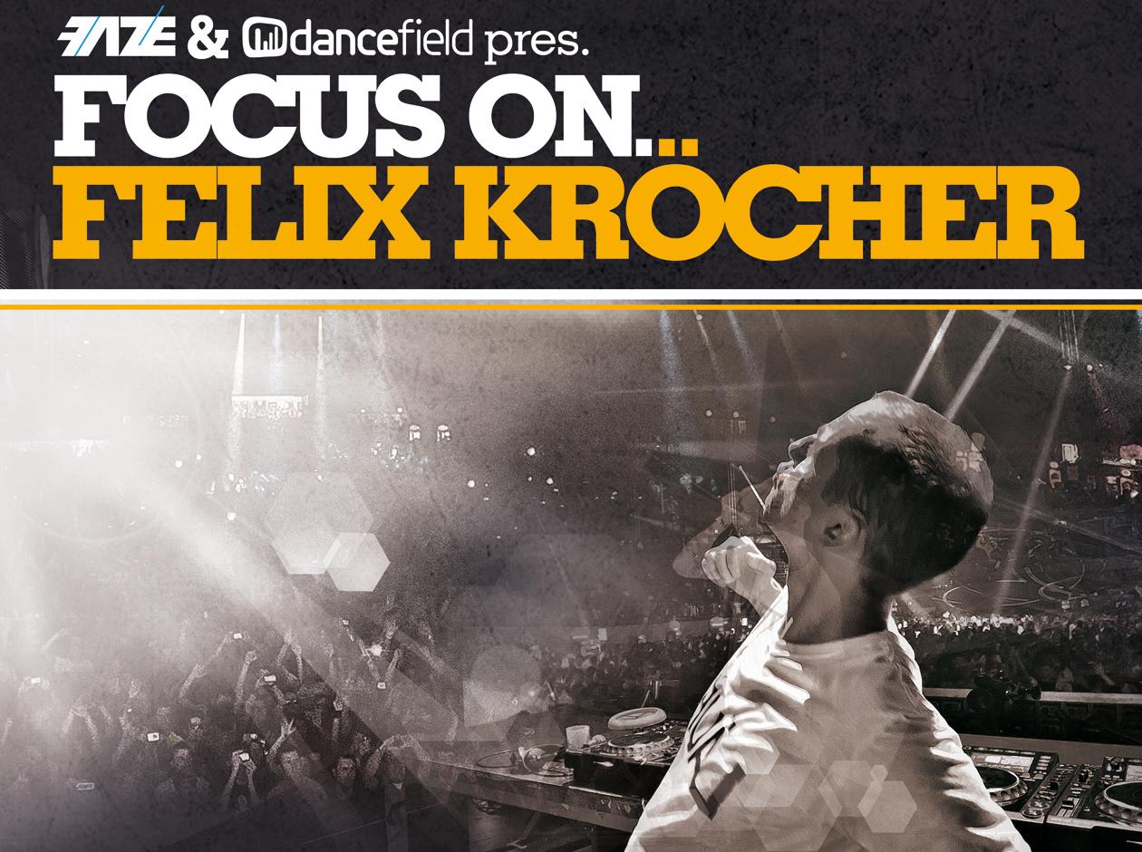 Focus on Felix Kröcher DJ-Contest: Die ersten beiden Teilnehmer stehen fest!