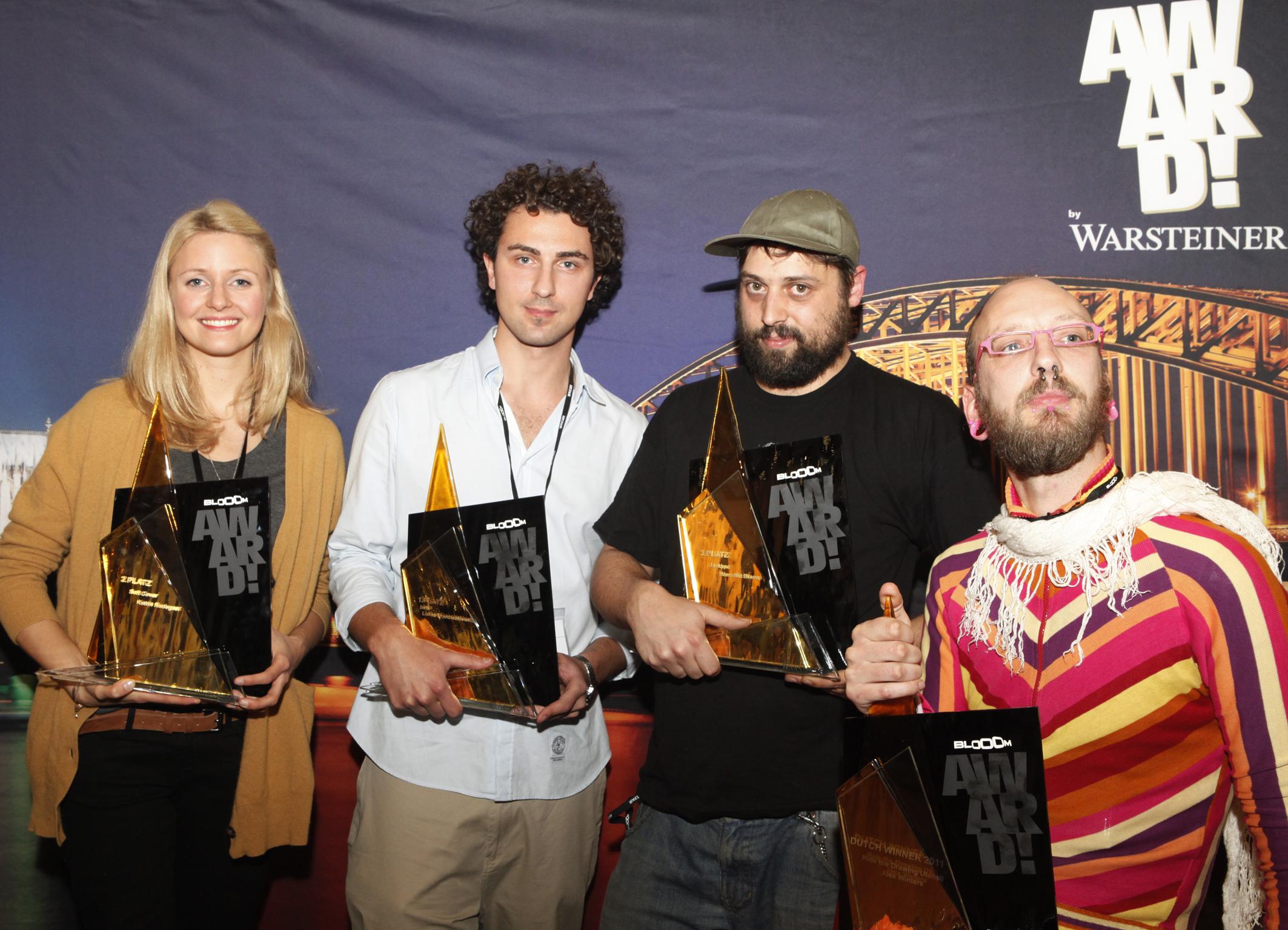 BLOOOM Award by WARSTEINER – Bewerbungsphase endet am 31. Juli