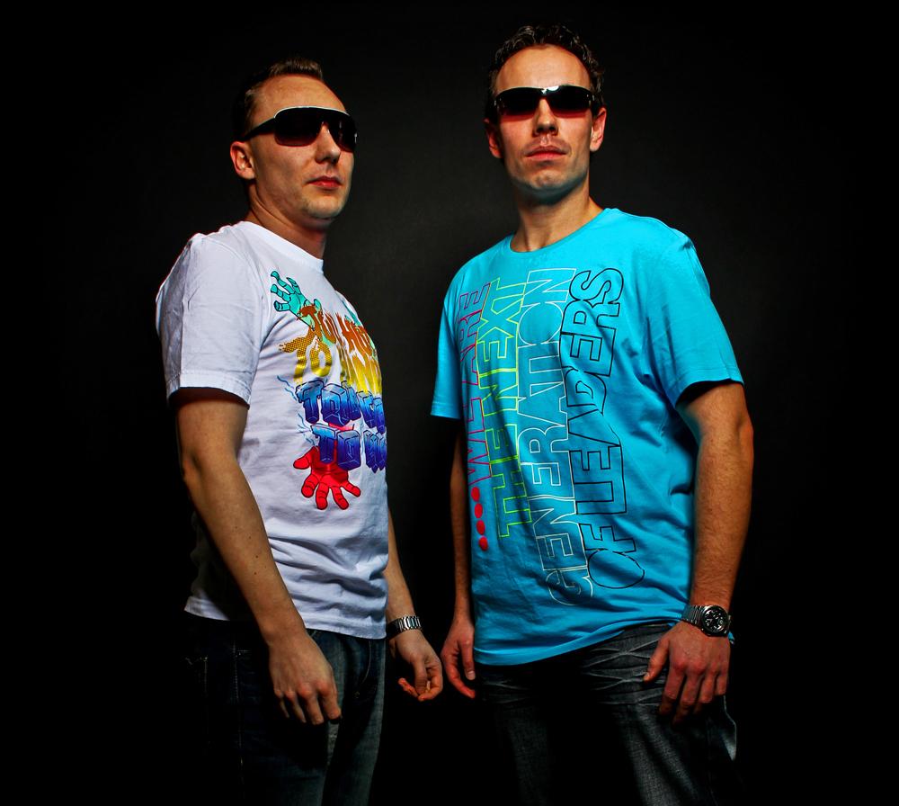 Focus on Felix Kröcher DJ-Contest: MashRaiders