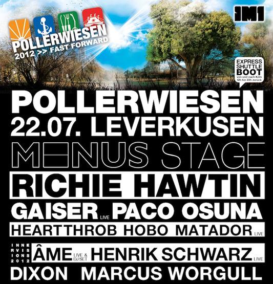 Veranstaltungs-Giganten am Wochenende: Luft & Liebe OpenAir 2012 und PollerWiesen Minus