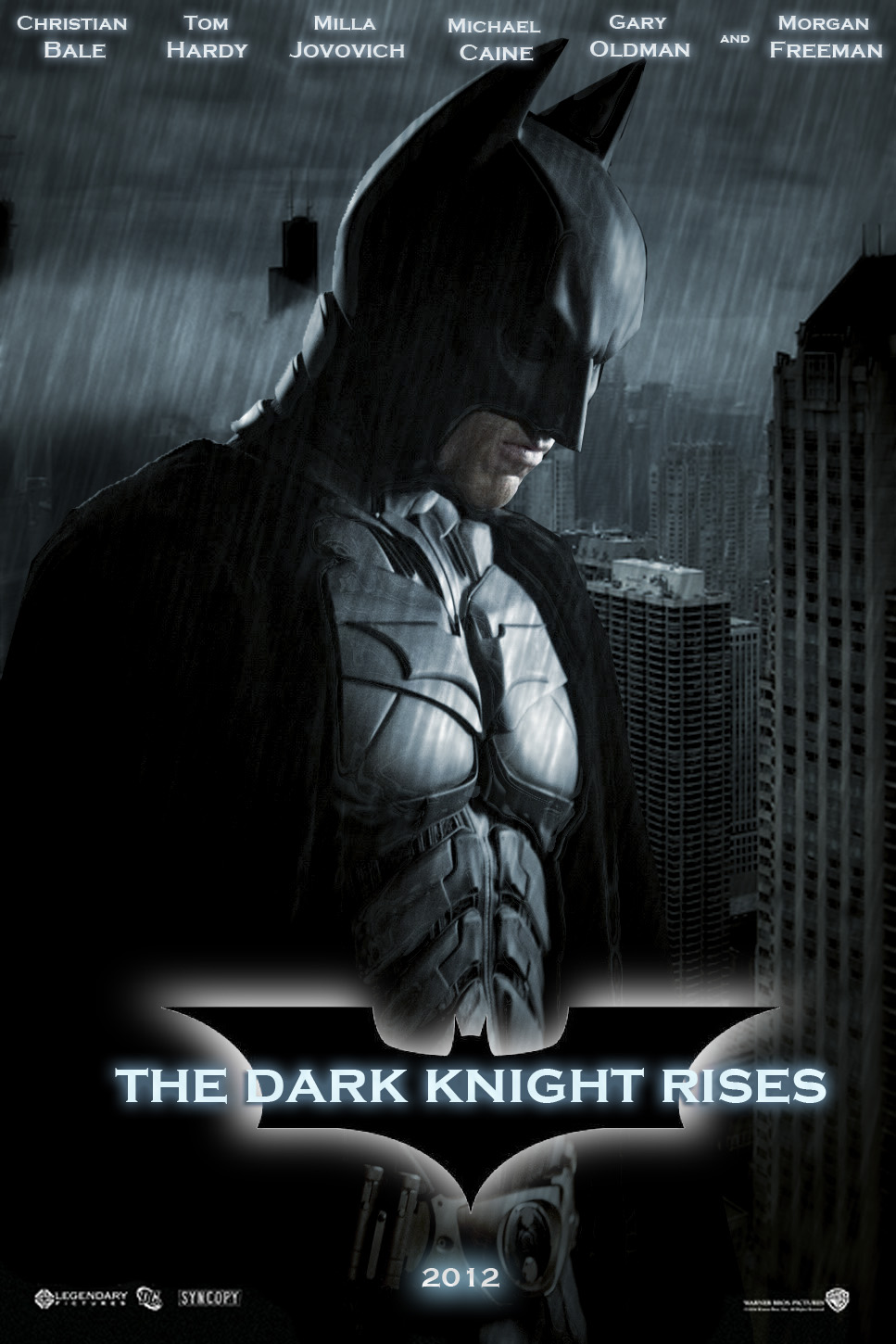 Neu im Kino: The Dark Knight Rises