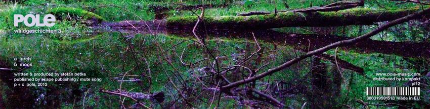 Stefan Betke aka Pole erzählt uns zum dritten Mal seine Waldgeschichten