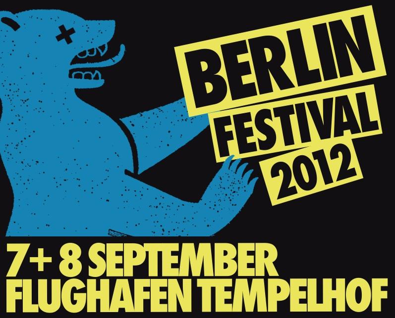 Das Berlin Festival steht vor der Tür …