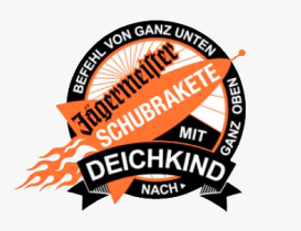 Deichkind startet die Jägermeister Schubrakete auf dem SonneMondSterne 2012