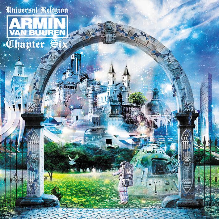 """Armin van Buuren präsentiert das sechste Kapitel von """"Universal Religion"""" (Armada)"""