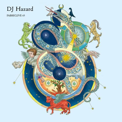 DJ Hazard mixt FABRICLIVE 65