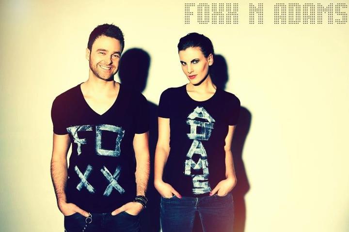 Heute Abend bei Focus On Felix Kröcher im Butan: Foxx N Adams