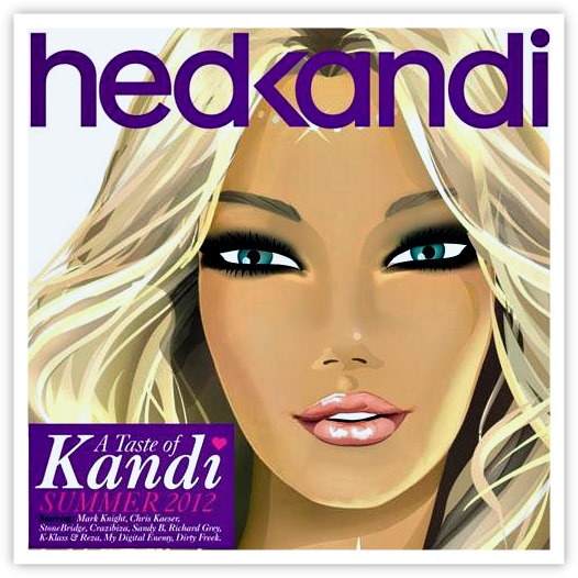 V/A – A Taste Of Kandi Summer 2012 (Hed Kandi)