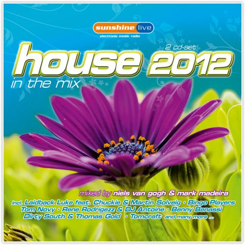 House 2012 In The Mix (Zyx)