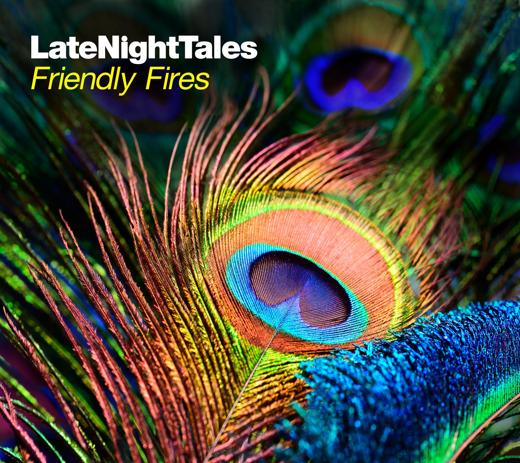 Nächtliche Märchenstunde mit Friendly Fires