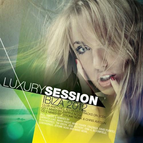 Luxury Session Ibiza 2012 (Luxury House/Daredo)