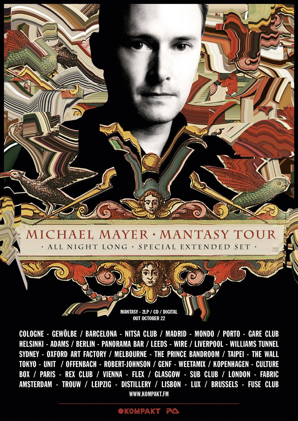 Vom Zeitungsboten zum Multi-Musiktalent: Michael Mayer