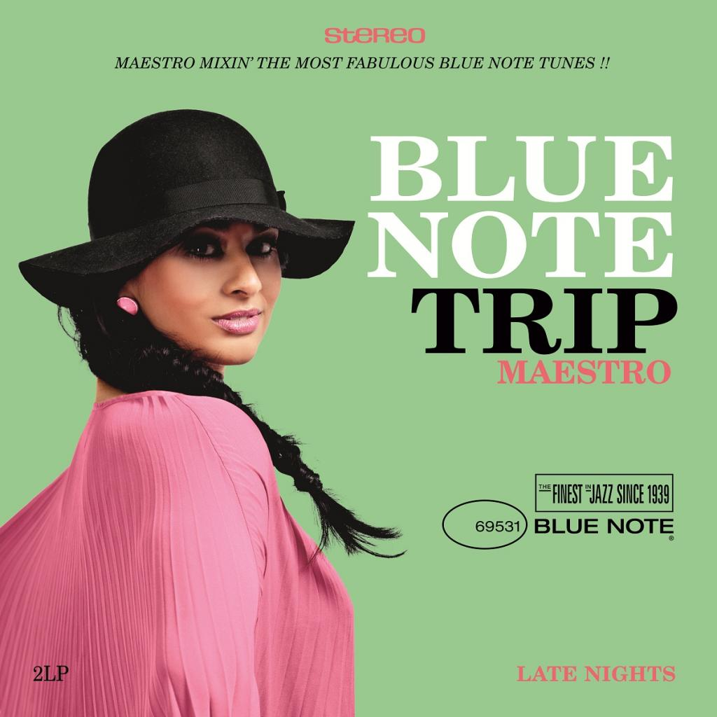 Maestro – Blue Note Trip Vol. 10 Late Night/Early Morning (Blue Note)