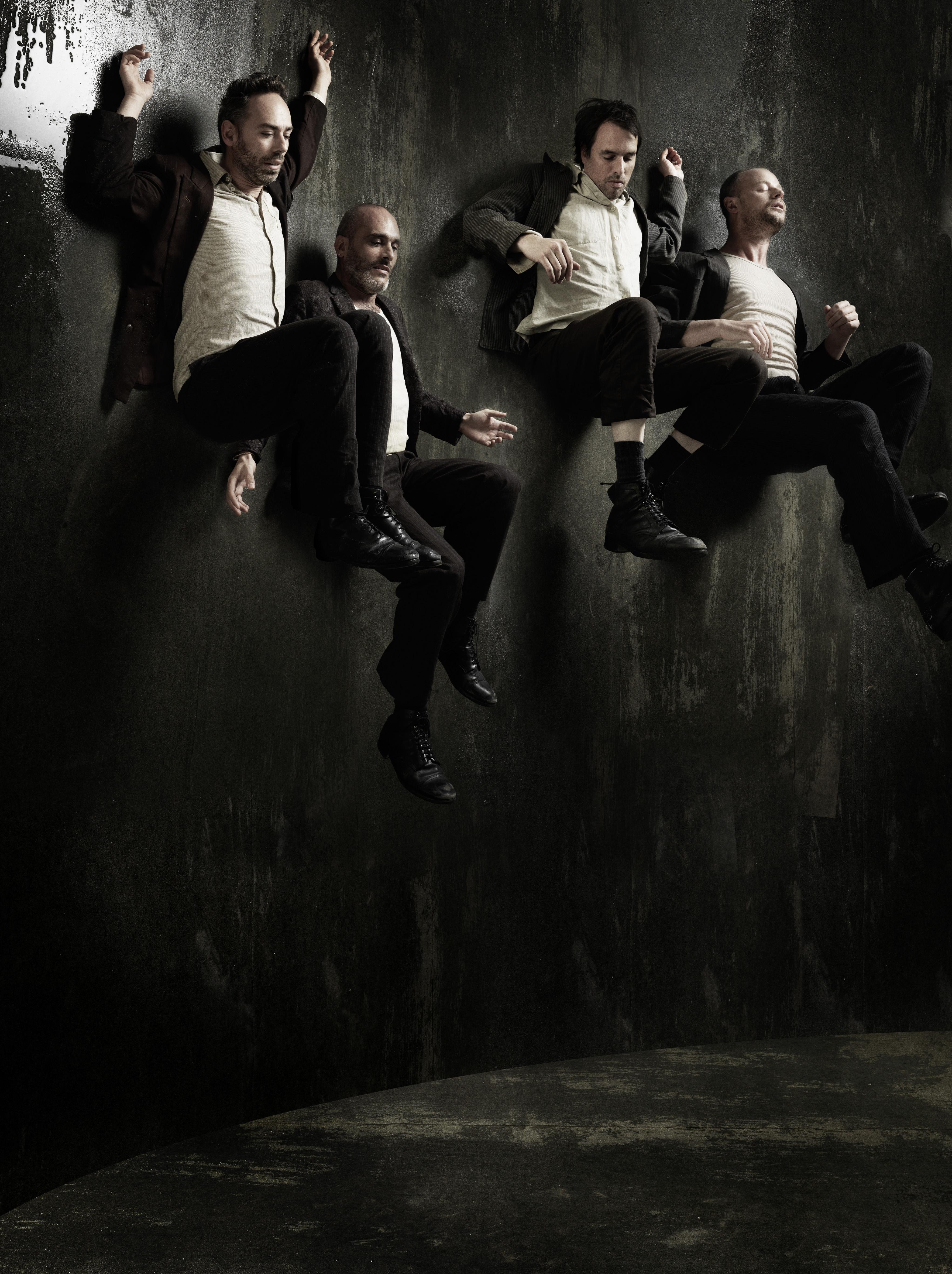 Die Sofa Surfers rocken wieder! Bandmitglied Wolfang Schlögl verriet uns wie.