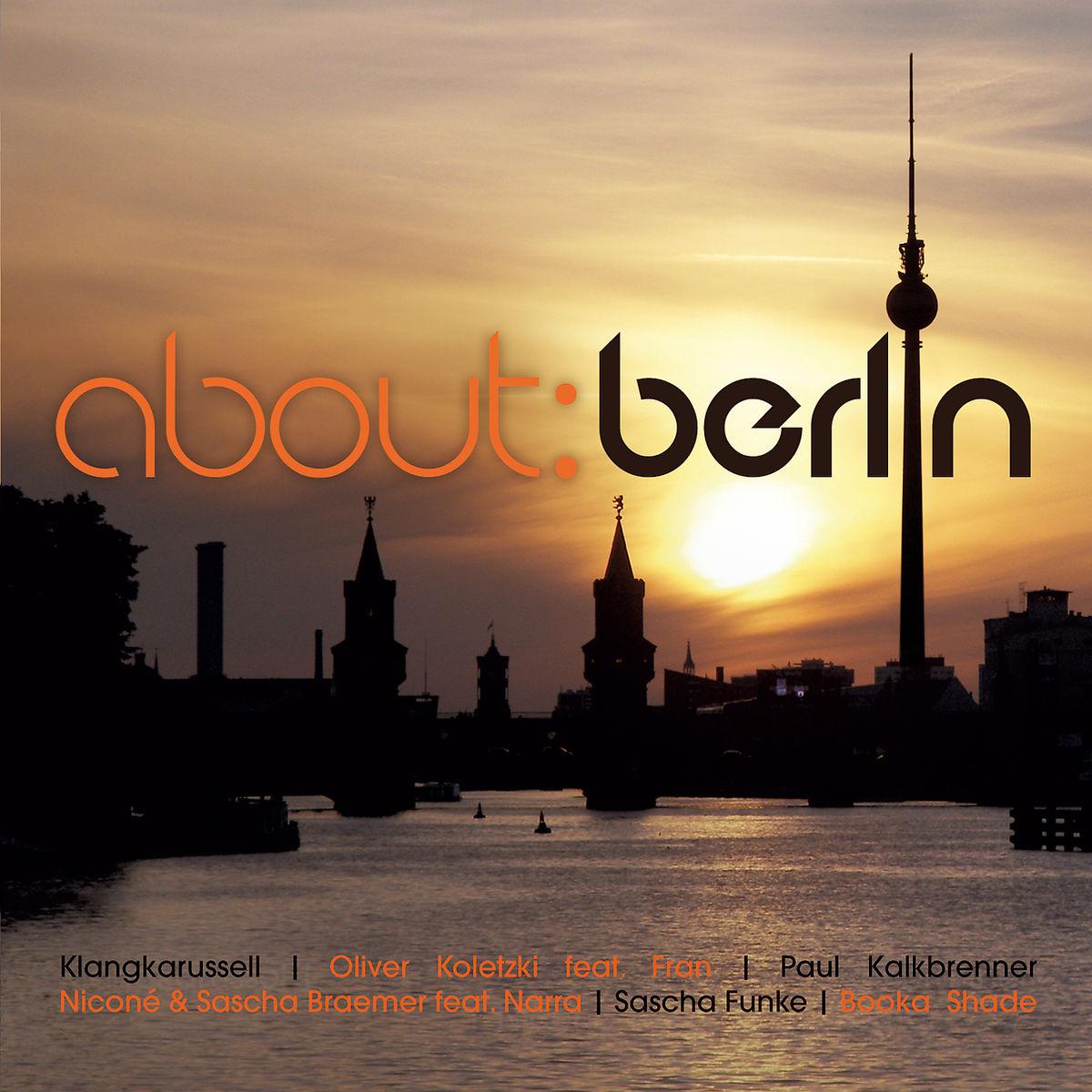 """Gesammeltes Berliner House-Treiben: """"about: berlin"""""""
