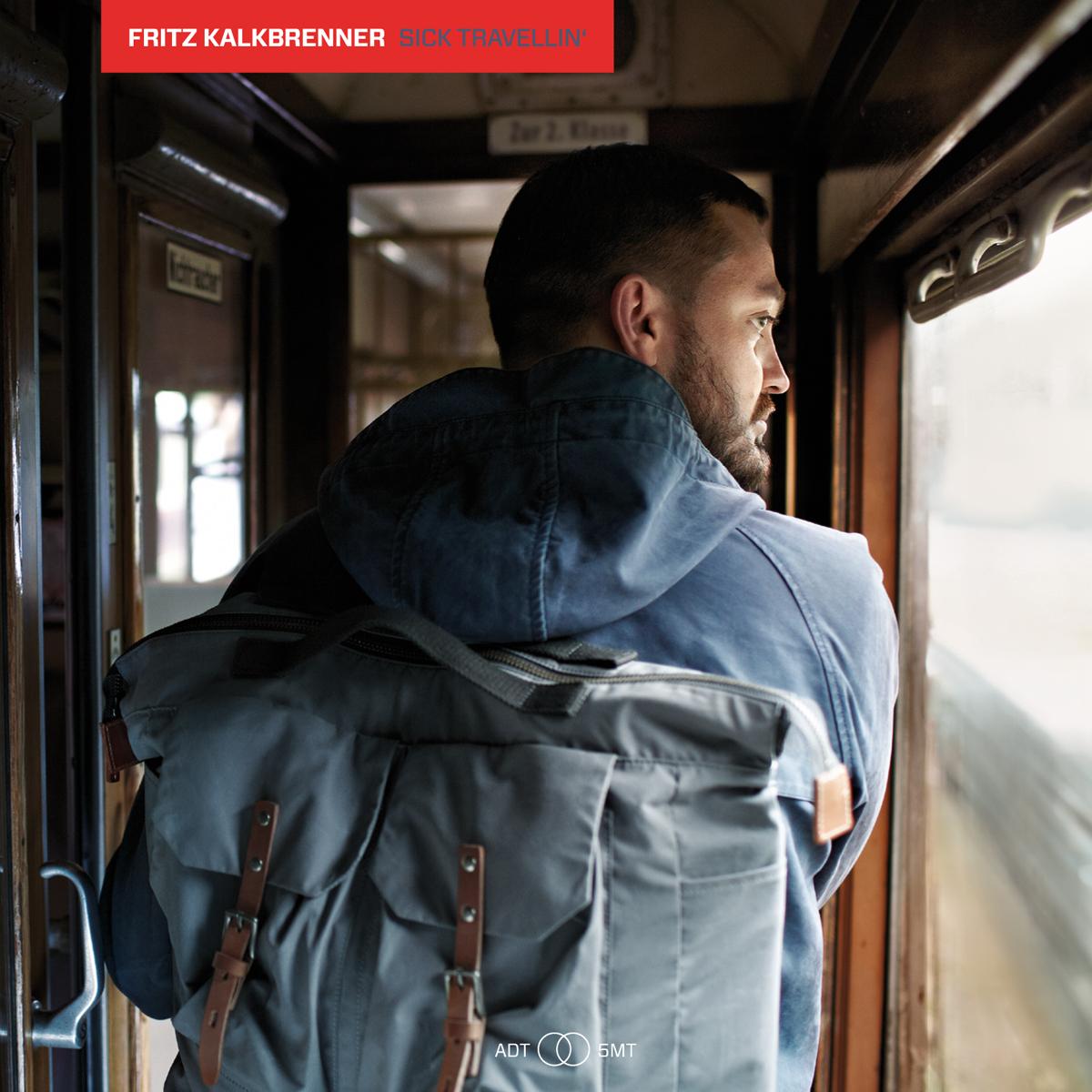 """Fritz Kalkbrenner: Cover für """"Sick Travelin'"""" veröffentlicht!"""