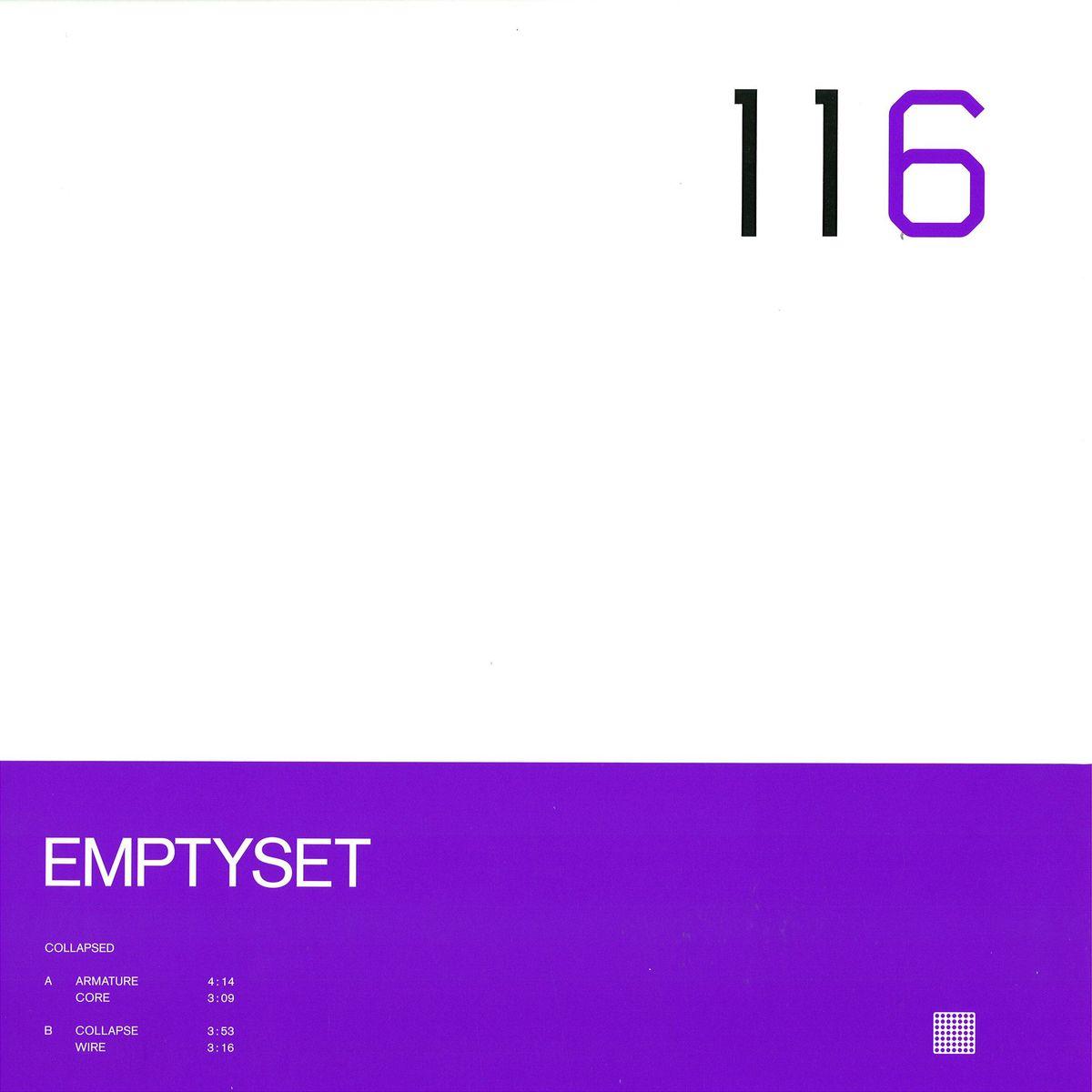 """Emptyset releasen ihre neue EP """"Ununhexium"""" auf Raster-Noton"""