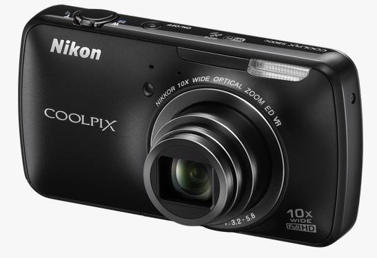 Nikon Coolpix S800c – Netzwerken und fotografieren