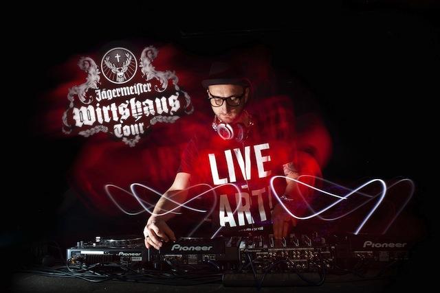 Jägermeister Wirtshaus Tour feat. Schlachthofbronx und MaxCherry in Köln und München