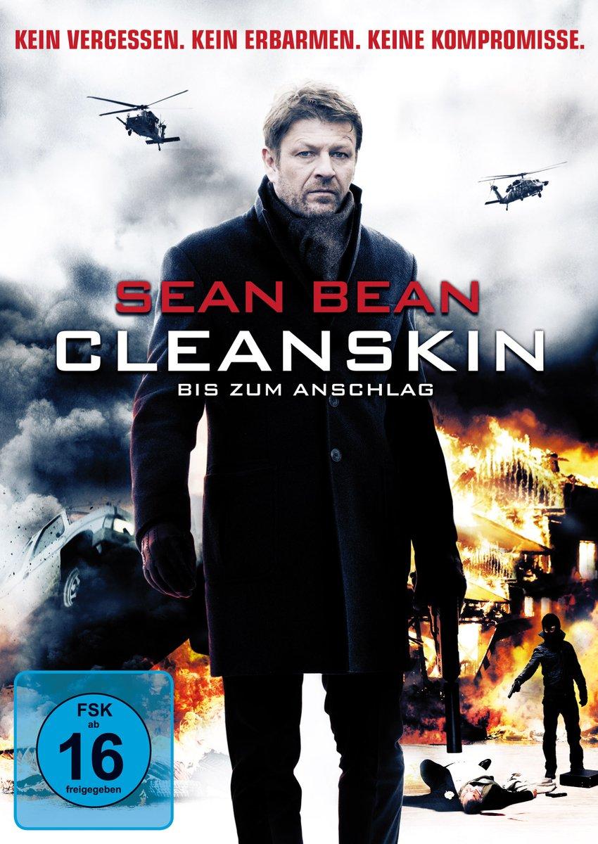 """DVD-Tipp zum Wochenende: """"Cleanskin"""" mit Sean Bean & Charlotte Rampling"""