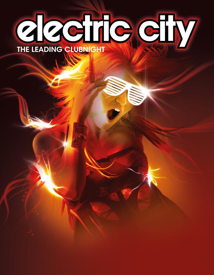 electric city 2012: Die Running Order!