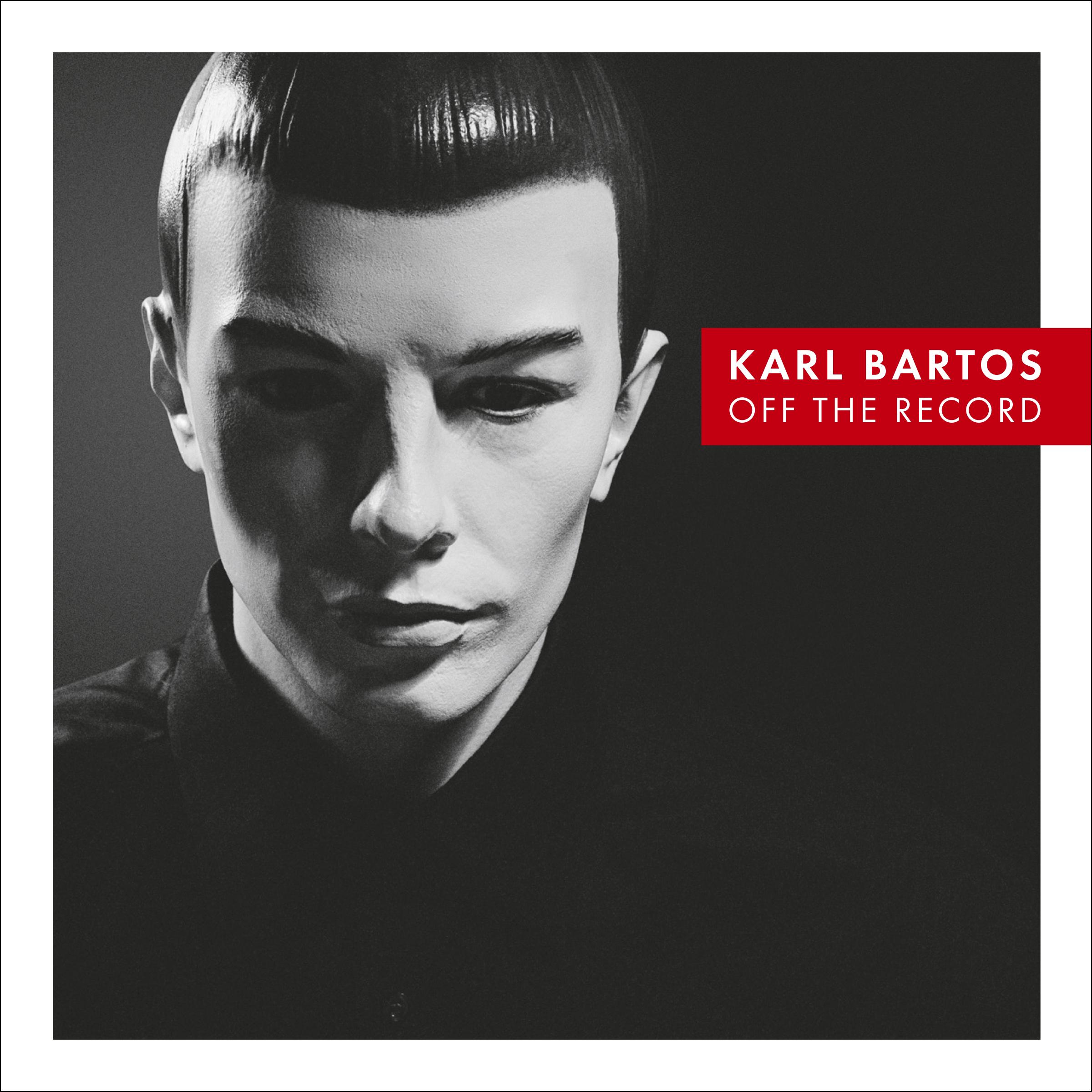 "Karl Bartos (Ex-Kraftwerk) präsentiert ""Off The Record"" – Archivmaterial neu bearbeitet & arrangiert"