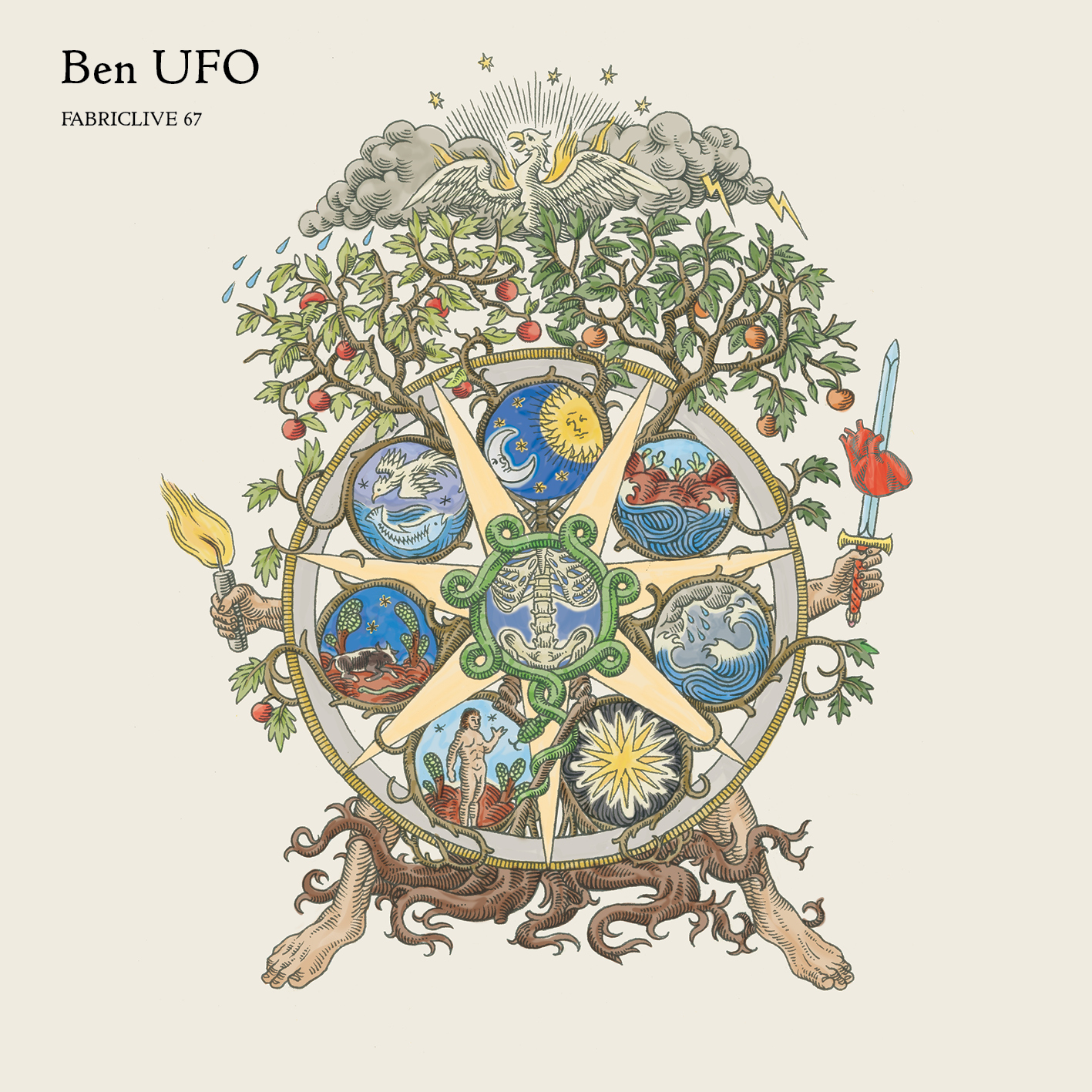 Ben UFO mixt FABRICLIVE 67
