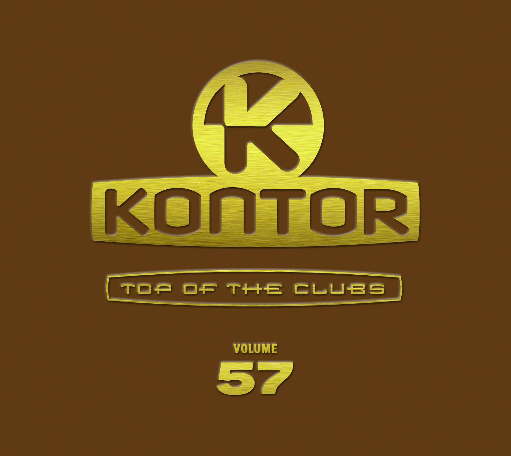 """Alle Monate wieder … die neue """"Kontor – Top Of The Clubs"""" Vol. 57"""