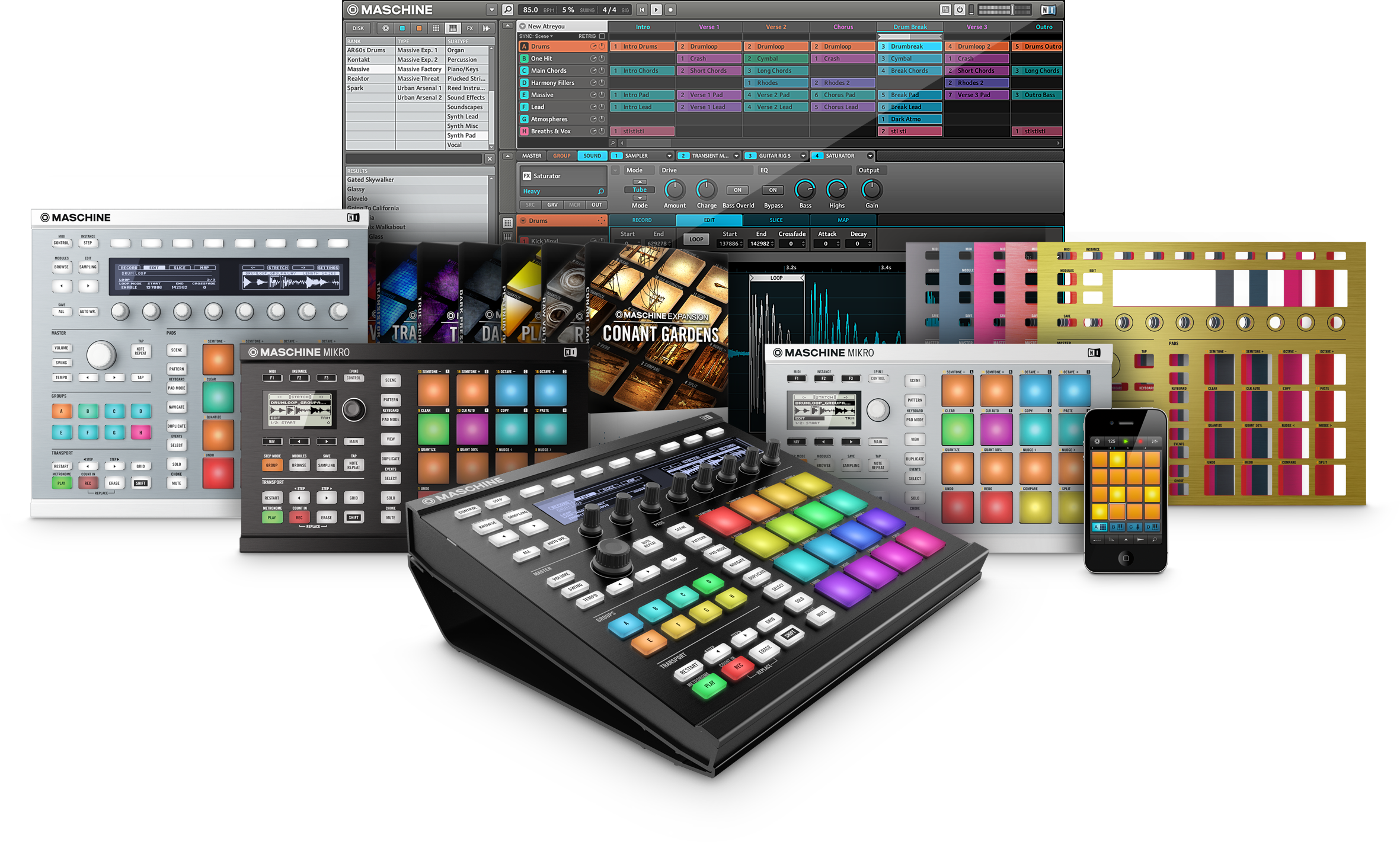 Native Instruments – Neue Licht-Maschine