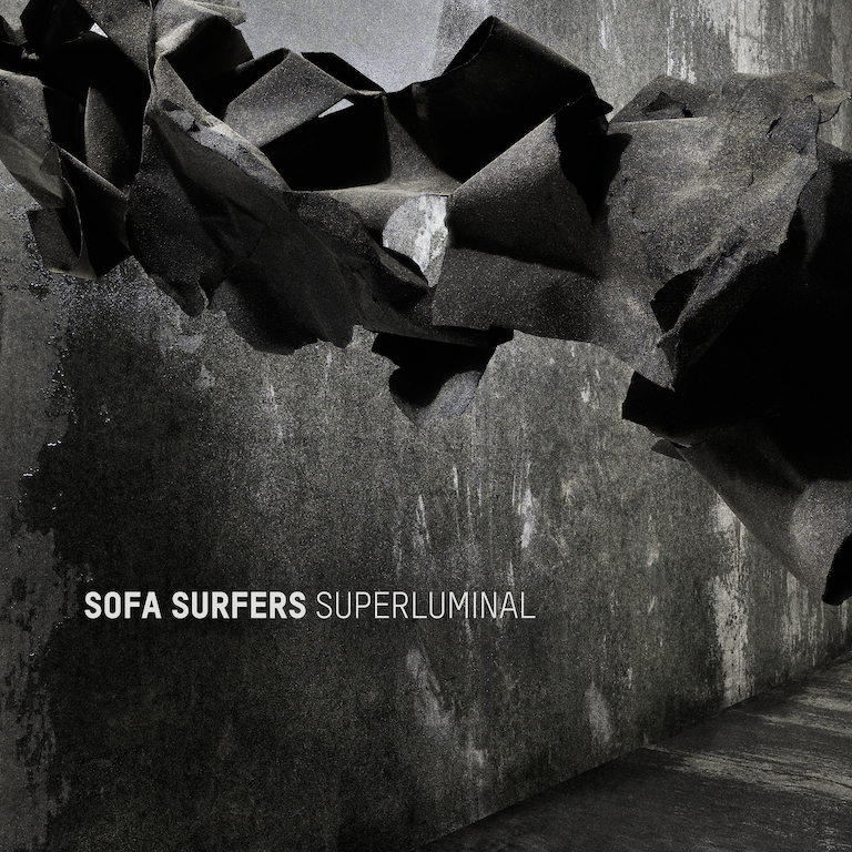 Sofa Surfers – Superluminal (Monoscope Records)