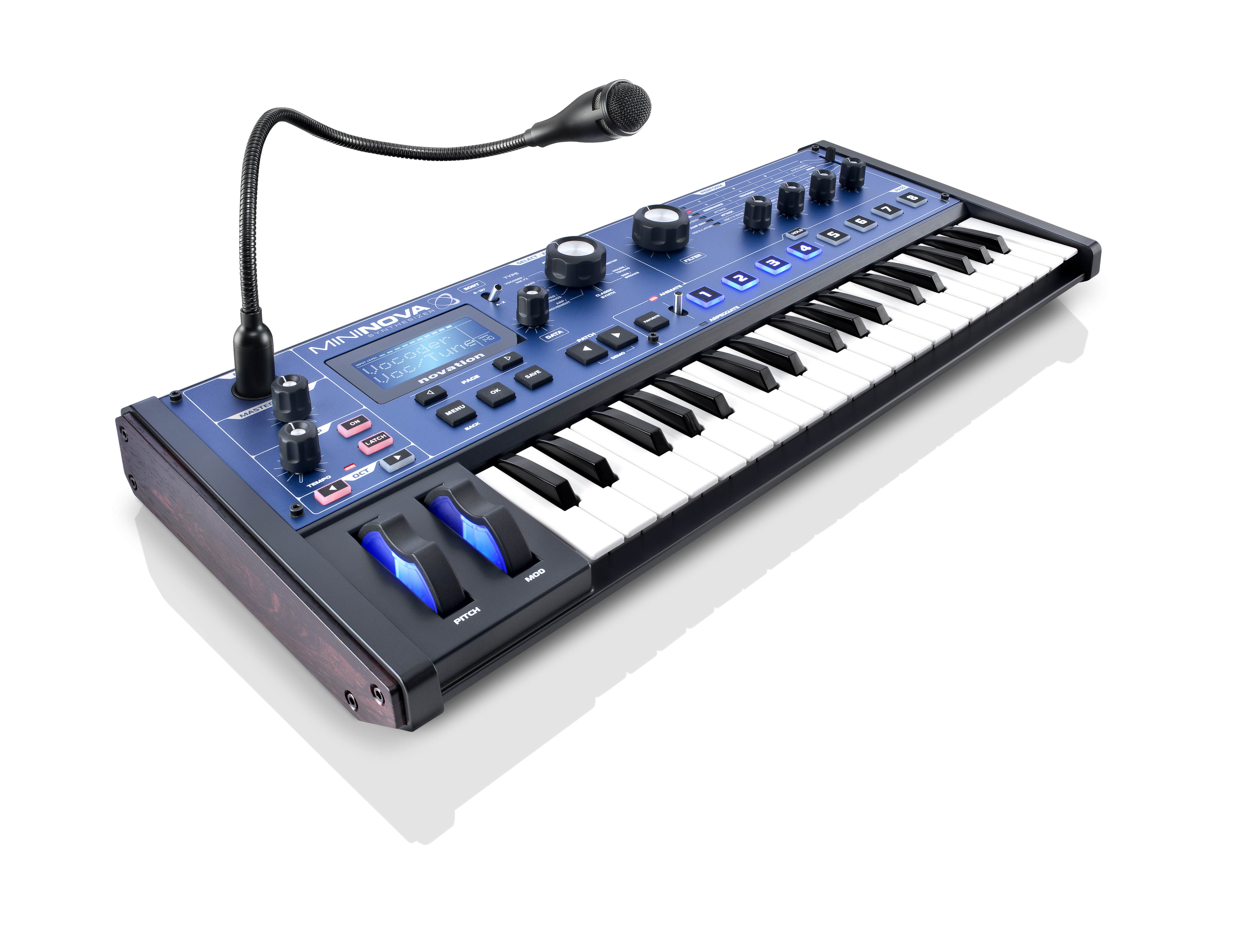 Novation Mininova – Folgeexplosion