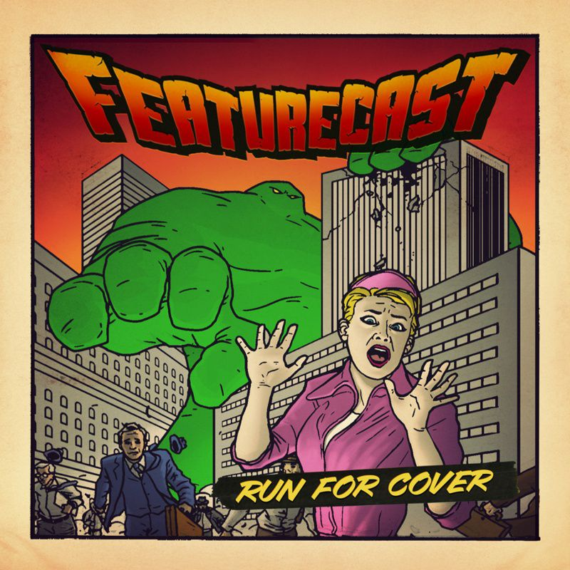 Featurecast RUN FOR COVER (JALAPENO)