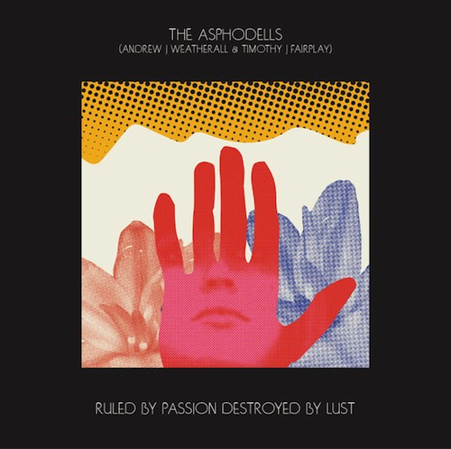 Andrew Weatherall und Timothy J. Fairplay sind The Asphodells