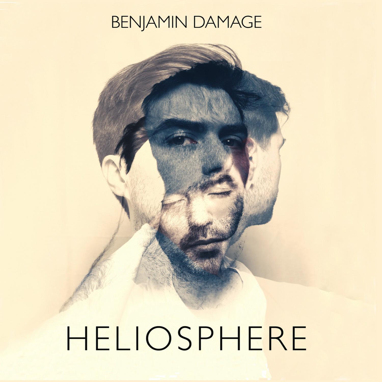 Benjamin Damage kündigt für Februar sein zweites Artist-Album auf 50 Weapons an
