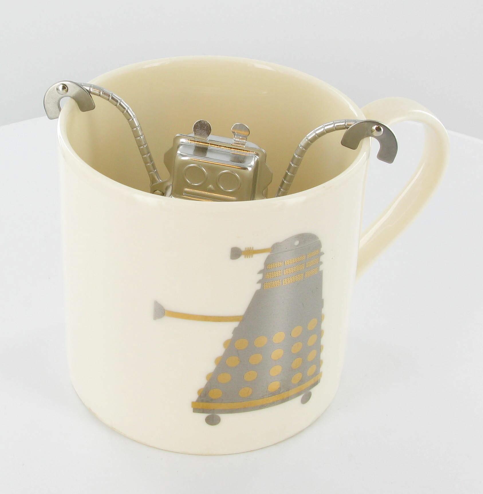 Tee Roboter – Der Ritualshelfer