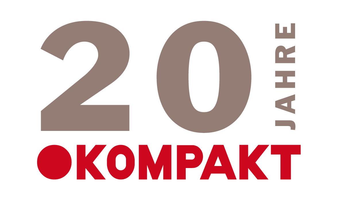 Kompakt feiert dieses Jahr sein 20-jähriges Jubiläum