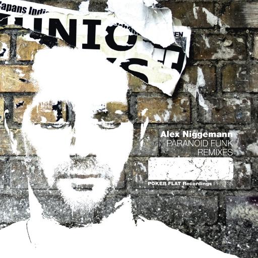 "Alex Niggemann: ""Paranoid Funk""-Remixe erscheinen Mitte Januar"