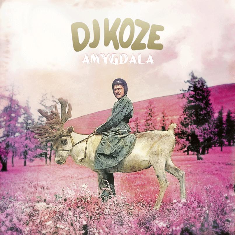 """""""Amygdala"""" – das neue Album von DJ Koze: jetzt mit Cover Artwork und Tracklist"""