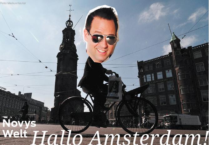 Novys Welt – Hallo Amsterdam