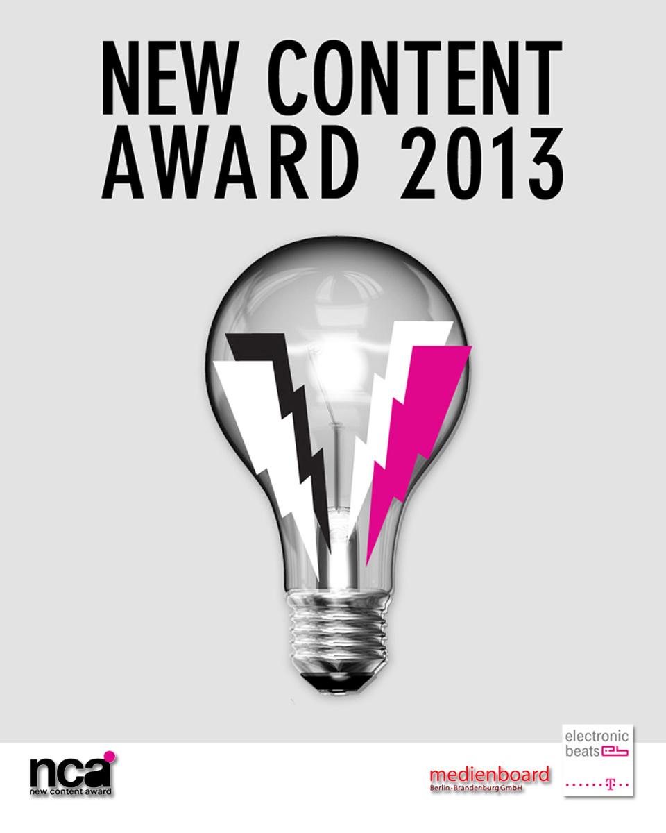 Telekom und Medienboard Berlin-Brandenburg rufen den New Content Award aus