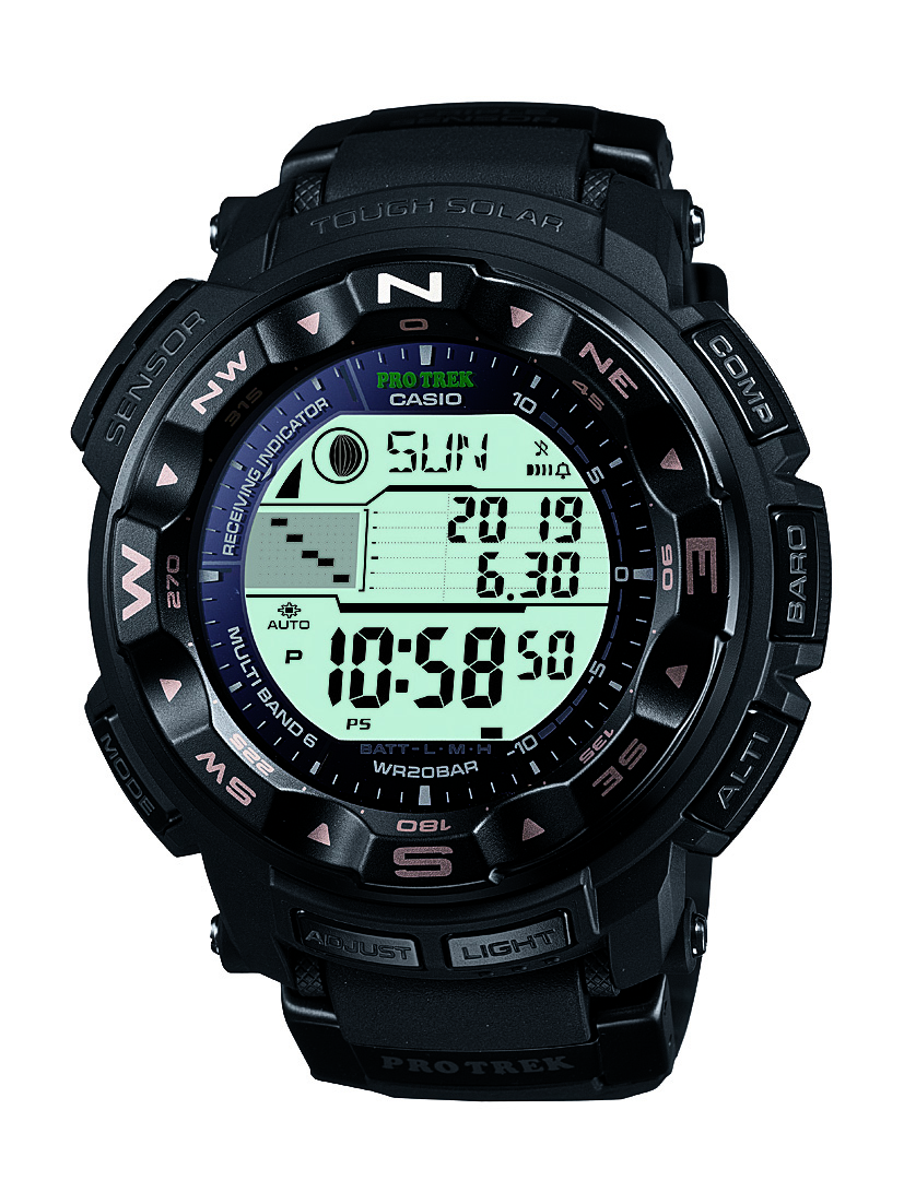 "Casio Pro Trek ""Thalay Sagar"" – Into The Wild"