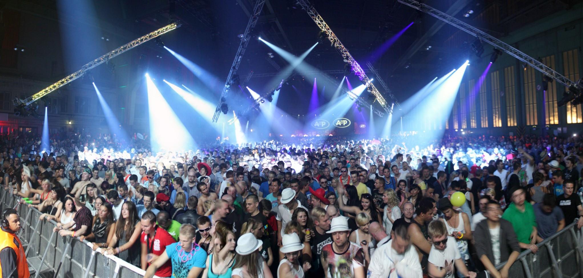 Berlin Summer Rave: jetzt VIP Tickets erhältlich!