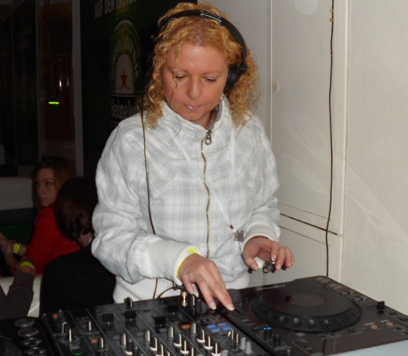 Berlin Summer Rave DJ-Contest: Carina Movitz